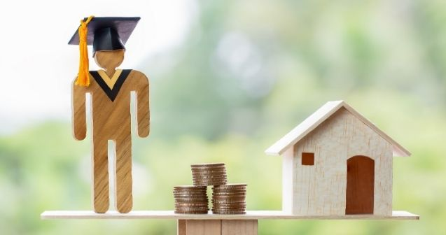 How Your Student Loans Affect Your Ability To Buy a House
